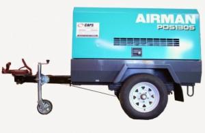 Máy nén khí Airman PDS185S-4B1