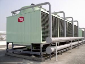 Tháp giải nhiệt TASHIN TSS-350RT * 2cell