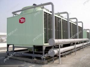 Tháp giải nhiệt TASHIN TSS 300RT*2cell