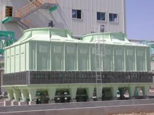 Tháp giải nhiệt TSB 600 RT* 2cell