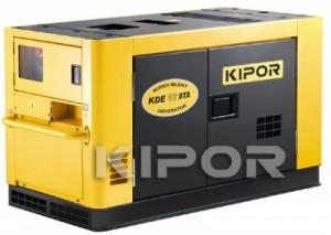 Máy phát điện Kipor KDE 13SS