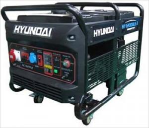 Máy phát điện xăng Hyundai HY 12000LE-3