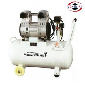 Máy nén khí mini giảm âm PEGASUS TM-OF1500-50L
