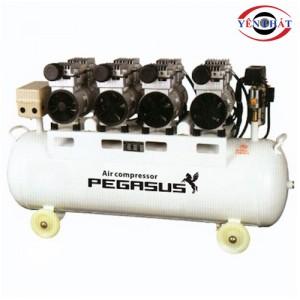 Máy nén khí giảm âm PEGASUS TM-OF750-90L