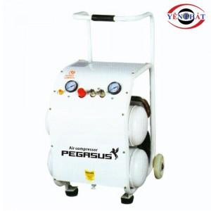 Máy nén khí mini giảm âm PEGASUS TM-OF1500-B20L