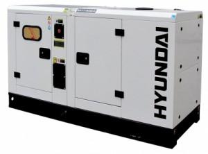 Máy phát điện Diesel Hyundai DHY 22KSEm
