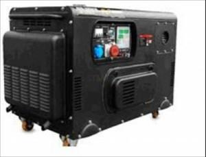 Máy phát điện Diesel Hyundai DHY 12000SE