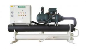 Máy làm lạnh nước KLSW/ R-22 Single Compressor