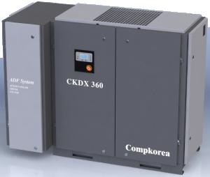 Máy nén khí trục vít Compkorea CKDX 360 Plus