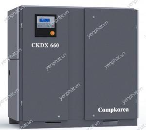 Máy nén khí trục vít Compkorea CKDX 660 Plus