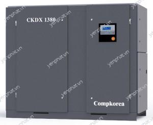 Máy nén khí trục vít Compkorea CKDX 1380 plus