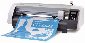 Máy cắt chữ decal Mimaki CG-60SRIII