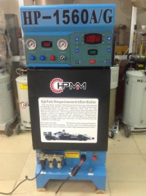 Máy bơm và tạo khí Nitơ tự động HPMM HP-1560A/G