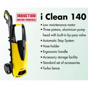 Máy phun rửa xe máy áp lực cao Lavor I Clean 140