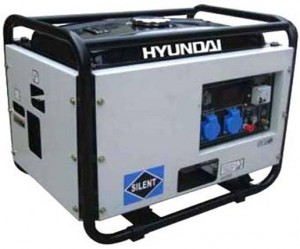 Máy phát điện Hyundai HY 7000L