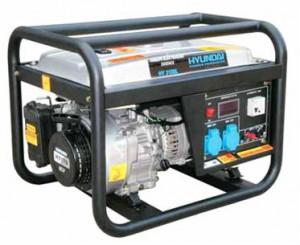 Máy phát điện Hyundai DHY 6000L