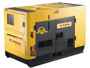 Máy phát điện KAMA KDE 75 SS3