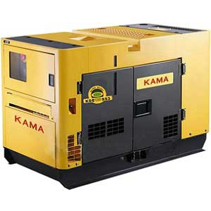 Máy phát điện KAMA KDE 16SS