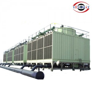 Tháp giải nhiệt cooling tower Tashin TSS 300RT*4cell*