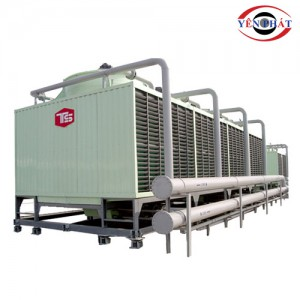 Tháp làm mát nước Tashin TSS 400RT 4Cell