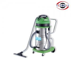 Máy hút bụi công nghiệp khô và ướt SUPPER CLEAN AC802J-3