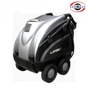 Máy rửa xe hơi nước nóng GV Metis Lavor Made in Italy