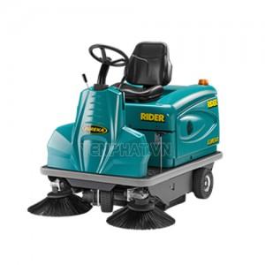 Xe quét rác ngồi lái - Floor sweeper Rider 1201 EB