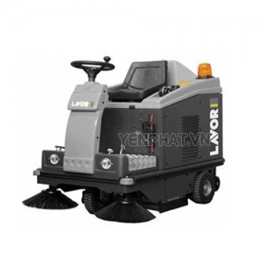 Xe quét rác công nghiệp Lavor SWL R1000 ET