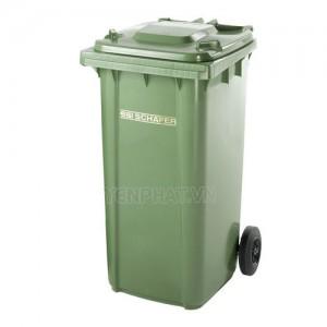 Thùng rác nhựa 240 lít Ssi -Schaefer