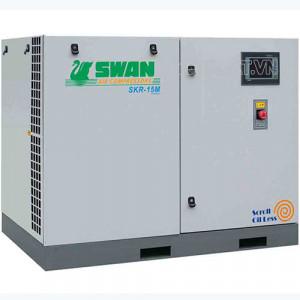 Máy nén khí không dầu Swan SKR-15R-8 (11.1KW)