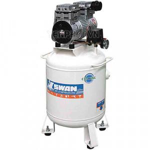 Máy nén khí không dầu mini Swan DRS-210-30 (50HZ)