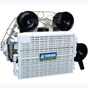Máy nén khí không dầu Swan HDU-420