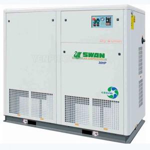 Máy nén khí không dầu Swan SDU-430CD