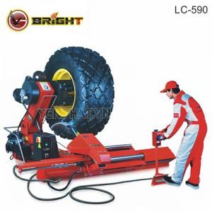 Máy tháo lốp xe tải cỡ lớn Bright LC-590