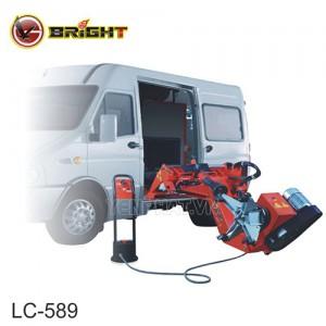 Máy ra vào lốp xe tải lưu động Bright LC-589