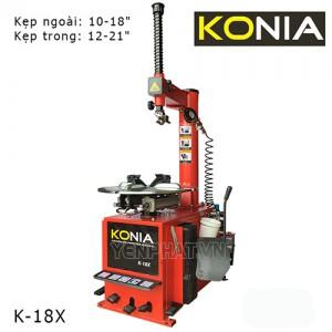 Máy ra vào lốp xe tay ga Konia K-18X