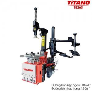 Máy tháo lốp gật gù Titano T826S (Tay hỗ trợ)