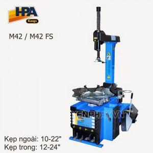 Máy ra vỏ xe cần gật gù HPA M42