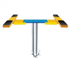 Cầu nâng 1 trụ rửa xe ô tô V-JET QJY-S5