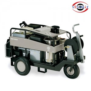 Máy rửa xe nước nóng IPC SKID FUEGO - H L1818PI P (Động cơ dầu)