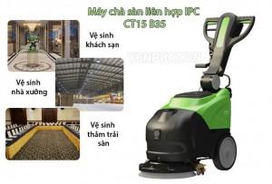 Máy chà sàn liên hợp IPC CT15 B35