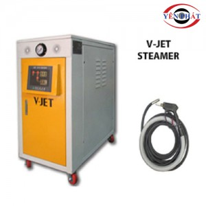 Máy rửa xe ô tô nước nóng V-JET Steammer 24E