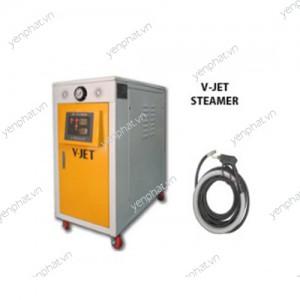 Máy rửa xe chuyên nghiệp hơi nước nóng V-JET STEAMMER 12E