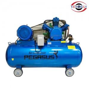 Máy nén khí dây đai Pegasus TM-W-0.36/12.5-230L