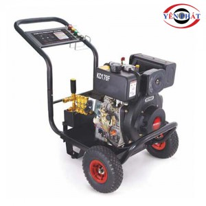 Máy phun rửa xe hơi cao áp Palada KD178F-7.0HP