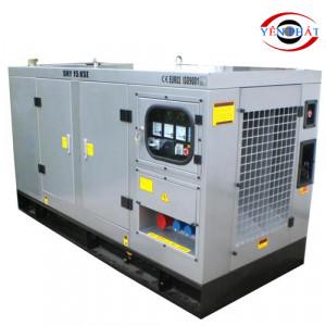Máy phát điện Diesel Hyundai DHY 15KSE