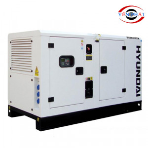 Máy phát điện Diesel Hyundai DHY 110KSE