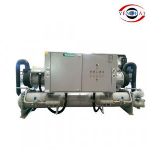 Máy làm lạnh nước KLSW/ R-134a Double Compressor