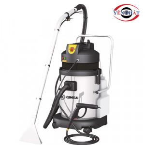 Máy giặt thảm phun hút hơi nước nóng Kumisai KMS-30ZQ