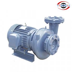 Máy bơm nước ly tâm Teco đầu gang 25HP HVP3100-119 20
